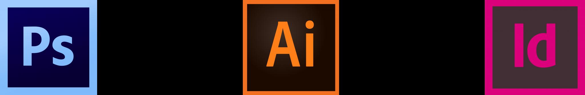 loghi prodotti Adobe