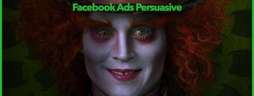 facebook ads persuasive